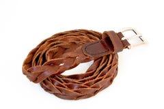 Leather Belt Stock Photography