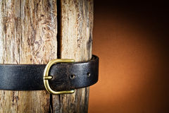 Leather belt Stock Photos