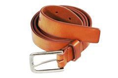 Leather belt. Stock Images