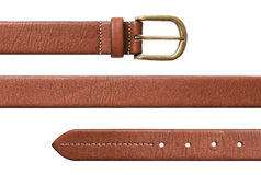 Free Leather Belt Stock Photography - 44487142