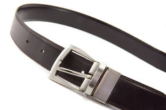 Leather belt. Royalty Free Stock Photos