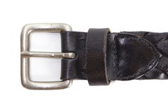 Leather belt Stock Image