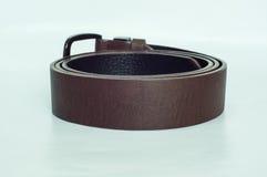 Leather belt Royalty Free Stock Photos