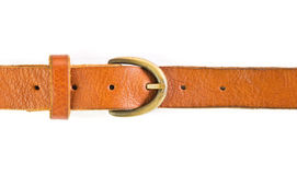 Leather belt Royalty Free Stock Images
