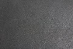 Leather black texture. Textile is textured material stock image