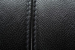 Leather blackground Stock Photography