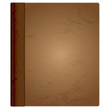 Leather book bound Royalty Free Stock Images