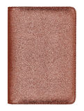 Leather book cover Royalty Free Stock Images