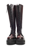 Leather boots,  Stock Photo