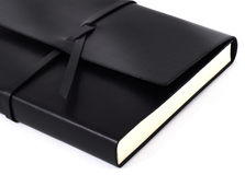 Leather bound Diary Royalty Free Stock Images