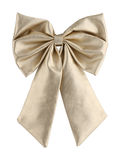 Leather bow Royalty Free Stock Photo