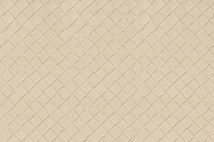 Leather braiding pattern Royalty Free Stock Photos