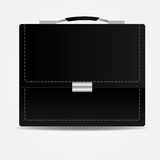 Leather brief case icon.Vector illustration Royalty Free Stock Photos