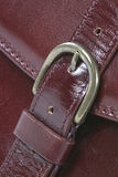Leather briefcase Royalty Free Stock Images