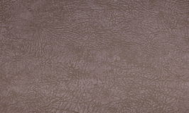 Leather in brown Royalty Free Stock Photos