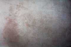 Leather brown background light. Stock Image