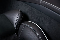 Car seats Stock Images