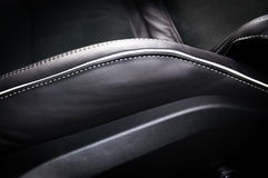 Car seats Royalty Free Stock Image