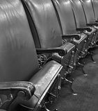 Leather Chairs Stock Image