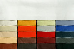 Leather chart 2 Stock Photos