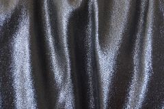Leather cloth of dark tones Royalty Free Stock Images