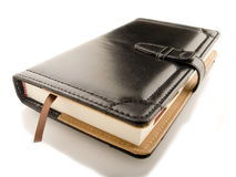 Leather, cloused calendar Stock Photography