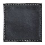Leather Coaster Royalty Free Stock Image