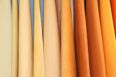 Leather color Stock Images