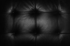 Leather Couch Royalty Free Stock Images