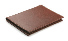 Leather cover Stock Photography