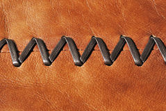 Leather decorated Stock Image