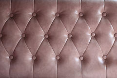Leather design of furniture background Royalty Free Stock Images