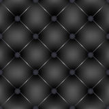 Leather door background Stock Images