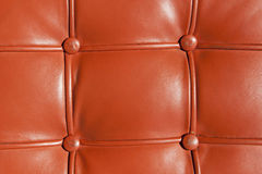 Leather fabric testure Stock Photography