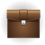 Leather folder Stock Photos