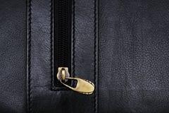 Leather folder Stock Photo