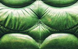 Leather furniture Stock Photography