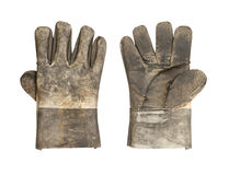 Leather glove Stock Photography