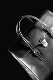 Leather goods Royalty Free Stock Photography