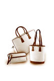 Leather goods Royalty Free Stock Image