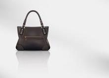 Leather handbag Stock Image
