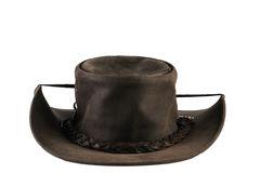 Leather Hat Stock Photography