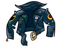 Leather Jacket vector illustration