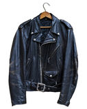 Leather jacket Stock Images