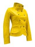 Leather jacket Stock Photography