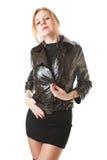 Leather Jacket Royalty Free Stock Photo