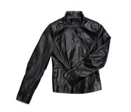 Leather jacket Royalty Free Stock Image