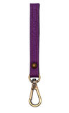 Leather key-chain royalty free stock images