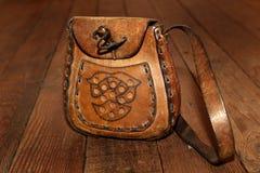 leather kiesy Zdjęcia Stock