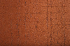 Leather Material Pattern and Texture Sample Royalty Free Stock Image